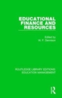 Educational Finance and Resources - Book