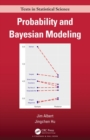 Probability and Bayesian Modeling - Book