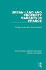 Routledge Library Editions: Urban Planning - Book