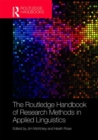 The Routledge Handbook of Research Methods in Applied Linguistics - Book