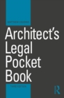 Architect's Legal Pocket Book - Book