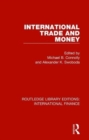 International Trade and Money - Book
