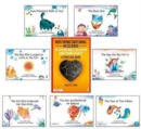 Nurturing Emotional Resilience in Vulnerable Children and Young People and Picture Books : Guidebook and Seven Storybooks Set - Book