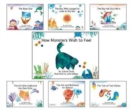 How Monsters Wish to Feel and other picture books : Seven Storybooks Set - Book