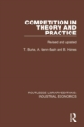 Competition in Theory and Practice - Book