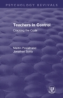 Teachers in Control : Cracking the Code - Book