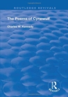 The Poems Of Cynewulf (1910) : Translated Into English Prose - Book