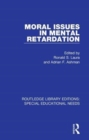 Moral Issues in Mental Retardation - Book