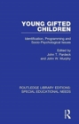 Young Gifted Children : Identification, Programming and Socio-Psychological Issues - Book