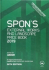 Spon's External Works and Landscape Price Book 2019 - Book