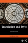Translation and Style - Book