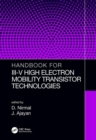 Handbook for III-V High Electron Mobility Transistor Technologies - Book