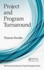 Project and Program Turnaround - Book