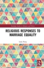 Religious Responses to Marriage Equality - Book