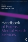 Handbook of Forensic Mental Health Services - Book
