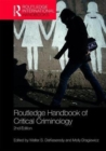 Routledge Handbook of Critical Criminology - Book