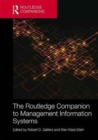 The Routledge Companion to Management Information Systems - Book