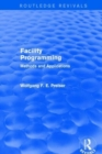 Facility Programming : Methods and Applications - Book