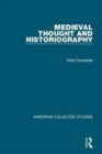 Medieval Thought and Historiography - Book