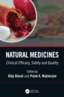 Natural Medicines : Clinical Efficacy, Safety and Quality - Book