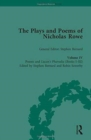 The Plays and Poems of Nicholas Rowe, Volume IV : Poems and Lucan's Pharsalia (Books I-III) - Book