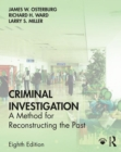 Criminal Investigation : A Method for Reconstructing the Past - Book