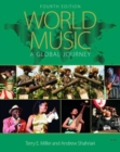World Music : A Global Journey - Hardback Only - Book
