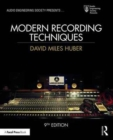 Modern Recording Techniques - Book