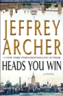 HEADS YOU WIN - Book