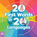 20 First Words in 20 Languages - Book