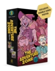 The Adventure Zone Boxed Set : Here There Be Gerblins, Murder on the Rockport Limited! and Petals to the Metal - Book