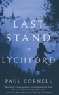 Last Stand in Lychford - Book