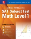 McGraw-Hill Education SAT Subject Test Math Level 1 4th Ed. - eBook