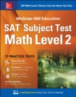 McGraw-Hill Education SAT Subject Test Math Level 2, Fourth Edition - eBook