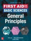 First Aid for the Basic Sciences, General Principles, Third Edition - eBook
