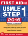First Aid for the USMLE Step 1 2016 - eBook