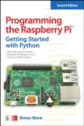 Programming the Raspberry Pi, Second Edition: Getting Started with Python - Book