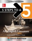 5 Steps to a 5 AP English Literature 2016, Cross-Platform Edition - eBook