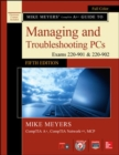 Mike Meyers' CompTIA A+ Guide to Managing and Troubleshooting PCs, Fifth Edition (Exams 220-901 & 220-902) - Book
