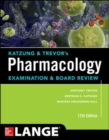 Katzung & Trevor's Pharmacology Examination and Board Review - Book