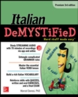 Italian Demystified, Premium - Book