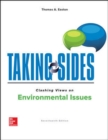 Taking Sides: Clashing Views on Environmental Issues - Book