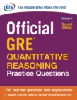 Official GRE Quantitative Reasoning Practice Questions, Volume 1, Second Edition - eBook