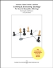 Crafting & Executing Strategy: The Quest for Competitive Advantage: Concepts and Cases - Book