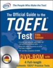 The Official Guide to the TOEFL Test with DVD-ROM, Fifth Edition - Book