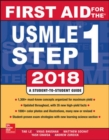 First Aid for the USMLE Step 1 2018 - Book