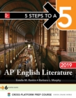 5 Steps to a 5: AP English Literature 2019 - eBook