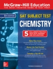 McGraw-Hill Education SAT Subject Test Chemistry, Fifth Edition - eBook