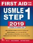 First Aid for the USMLE Step 1 2019,  Twenty-ninth edition - Book