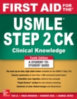 First Aid for the USMLE Step 2 CK, Tenth Edition - eBook